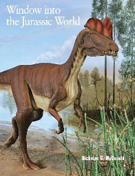 Window into the Jurassic World - published by the Friends of Dinosaur Park and Arboretum, Inc.